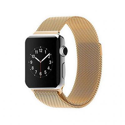 Apple Watch Series 5 40mm Watch 24kt Gold Plated