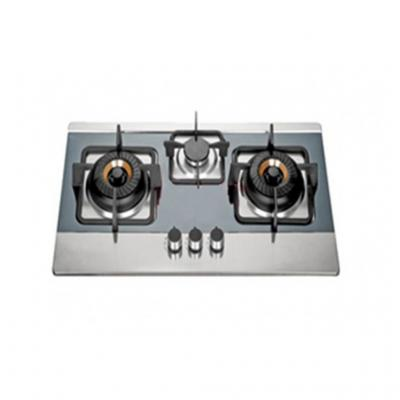 3 Burners  Gas Stove with Auto ignition