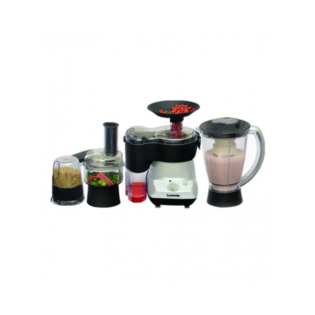 CAMBRIDGE FOOD PROCESSOR 8478