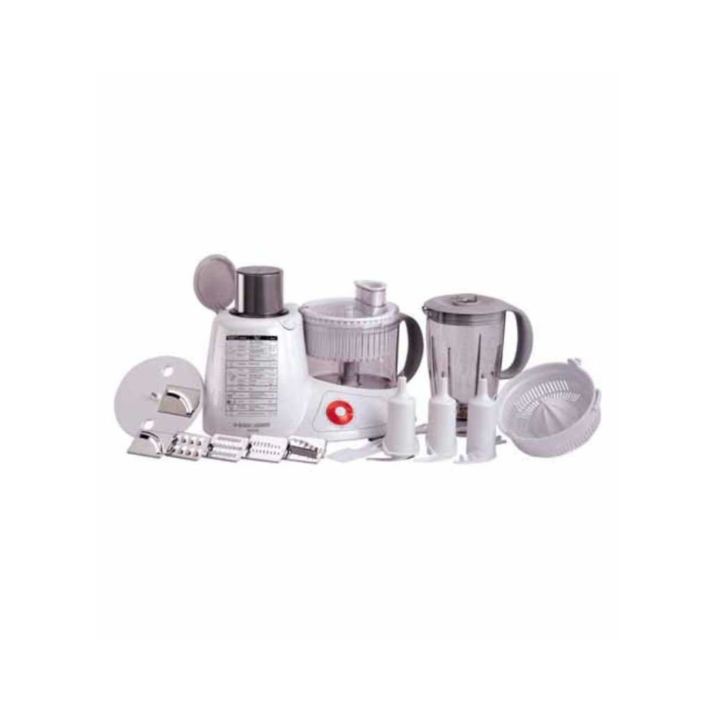 BLACK & DECKER FOOD PROCESSOR FX1000