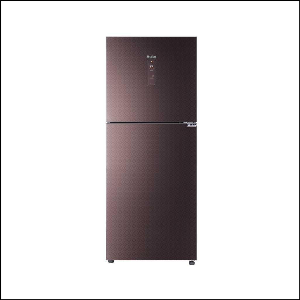 Haier 15 CFT Top Mount Refrigerator 368TDC